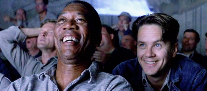 The Shawshank Redemption in Theaters