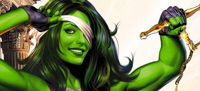 she-hulk TV series director