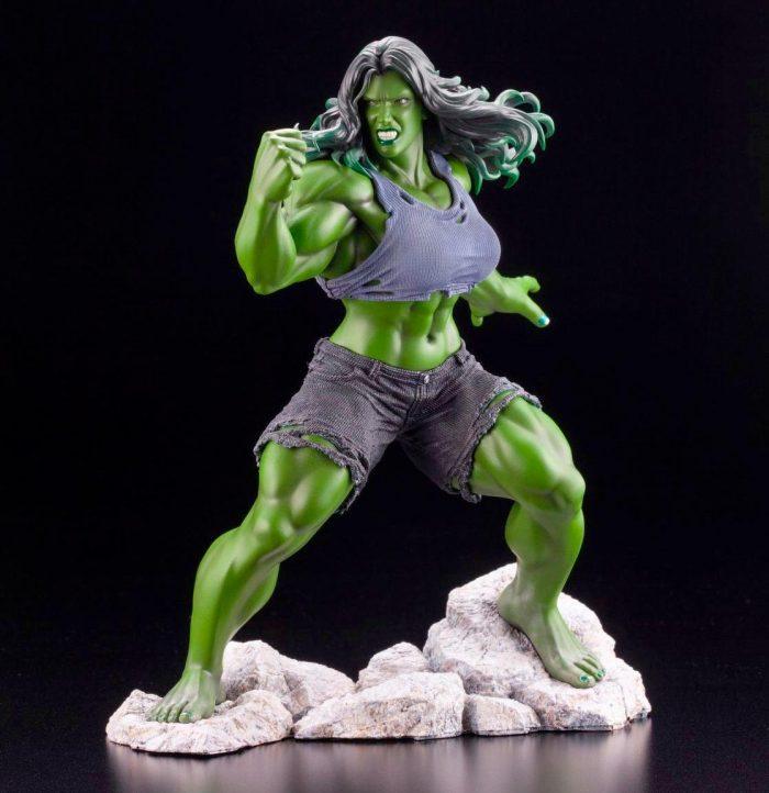 She-Hulk ARTFX Premier Statue