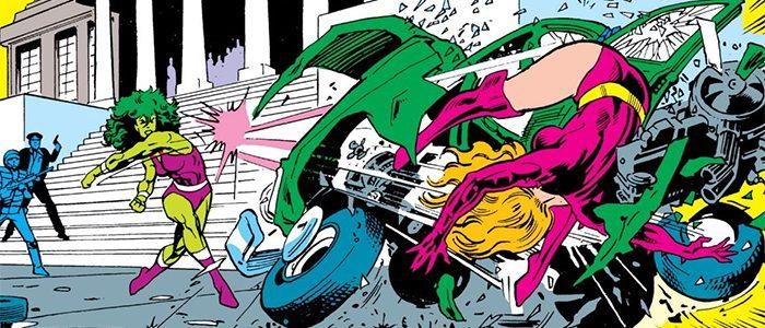 She-Hulk - Titania