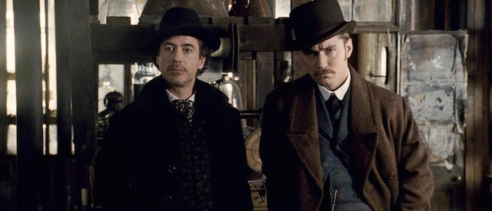 Sherlock Holmes 3 Director