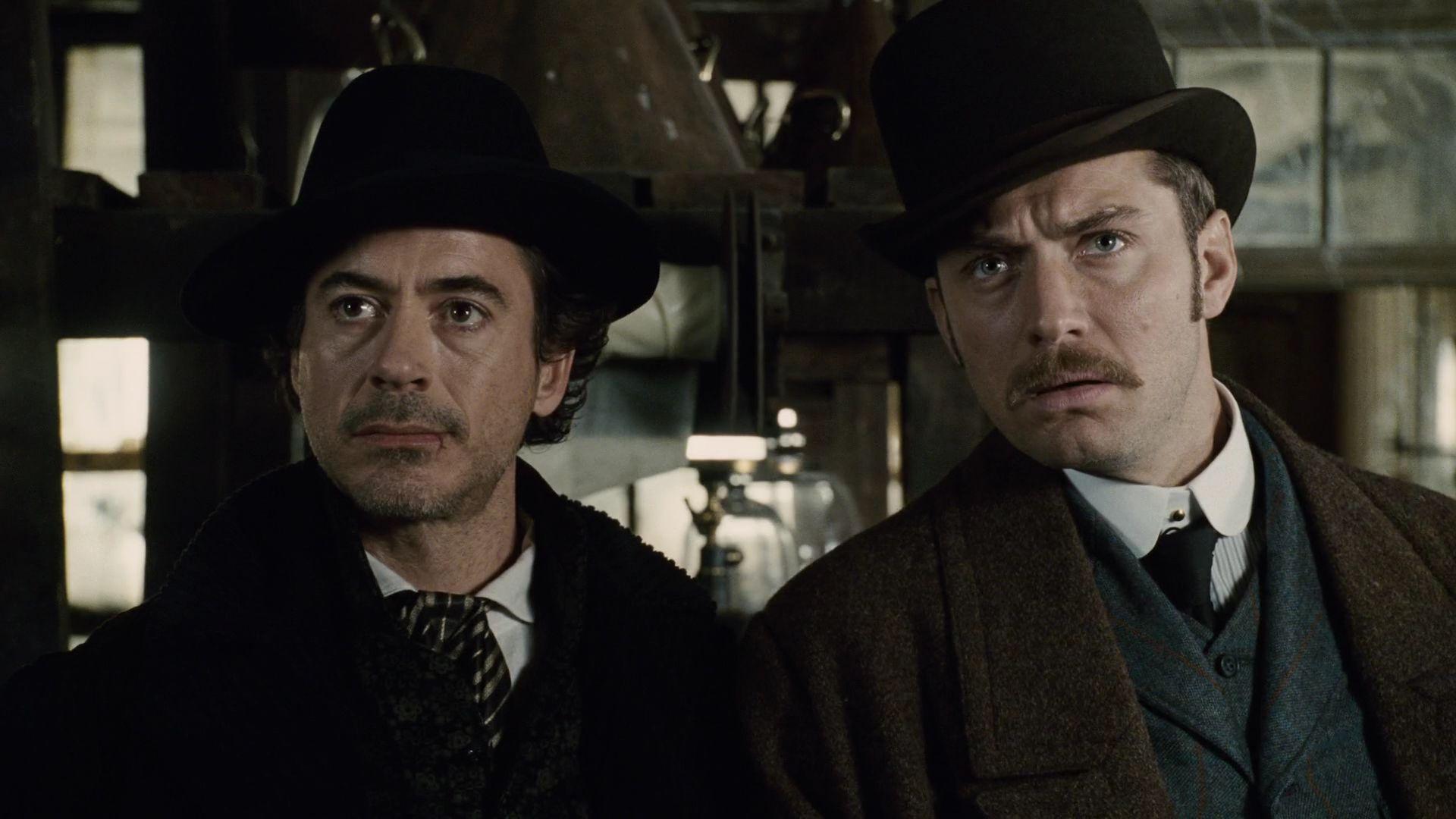 Sherlock Holmes 2009