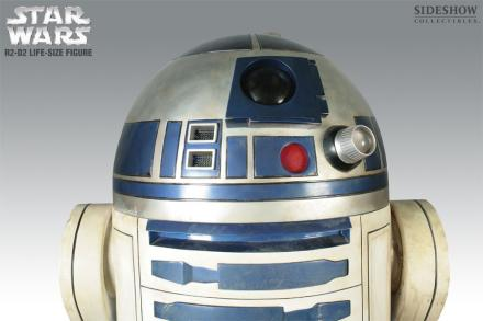 Cool Stuff: R2-D2 and C-3PO Life-Size Figures
