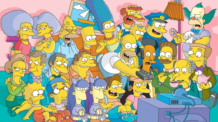 The Simpsons Supporting Characters