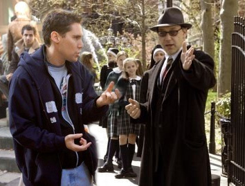 Bryan Singer and Sam Raimi