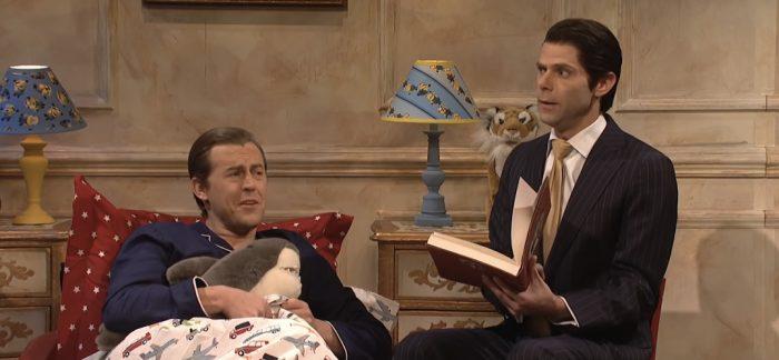 Saturday Night Live - Alex Moffat and Mikey Day
