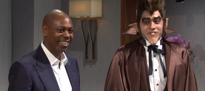 Dave Chappelle Hosted Saturday Night Live