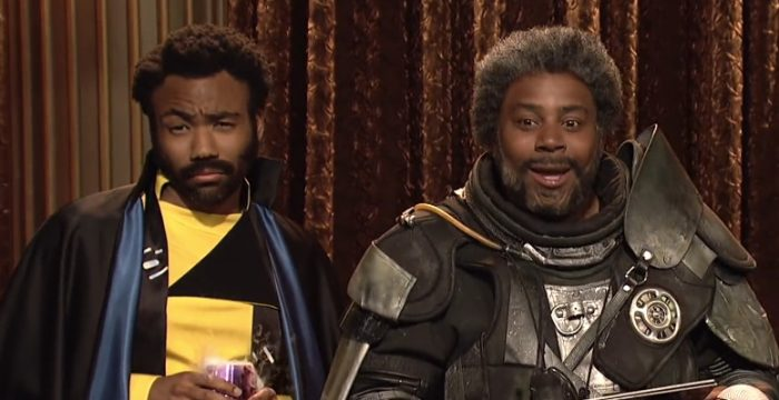 Saturday Night Live - Kenan Thompson and Donald Glover