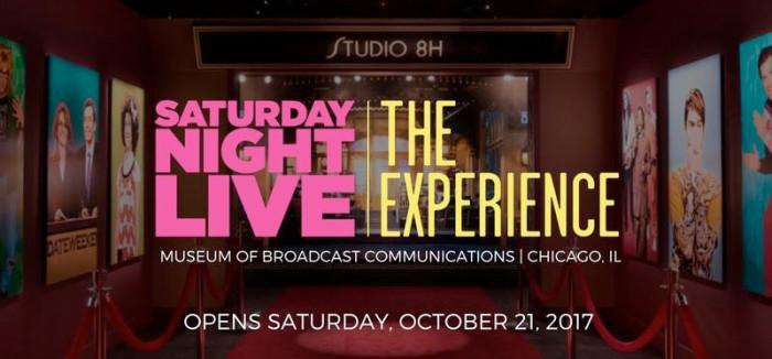 Saturday Night Live Museum Exhibit