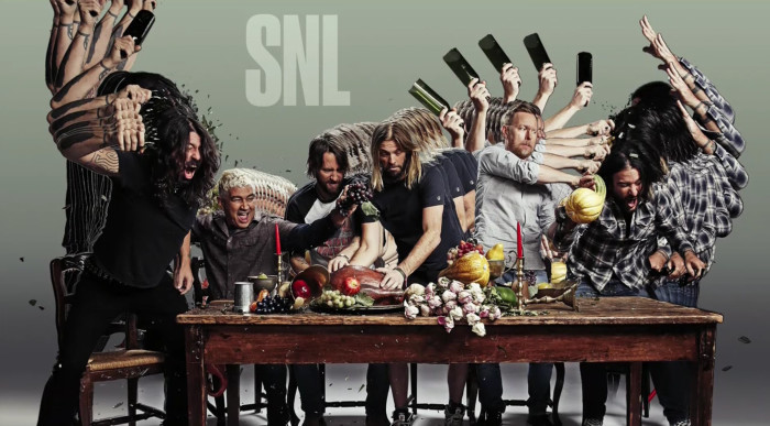 Foo Fighters Saturday Night Live