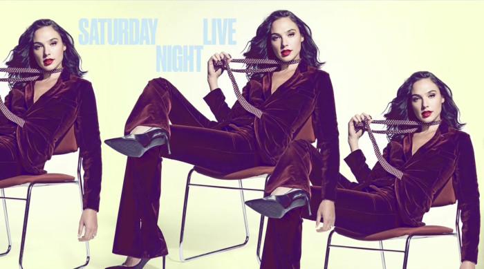 Gal Gadot Hosted Saturday Night Live