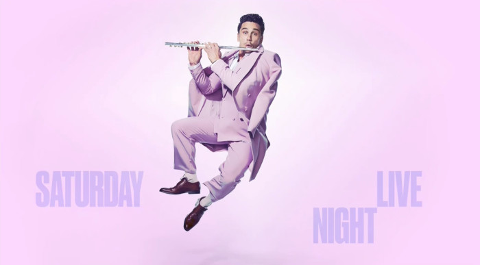 James Franco Hosted Saturday Night Live