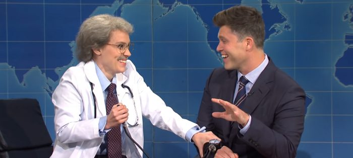 Saturday Night Live - Kate McKinnon - Dr. Wenowdis