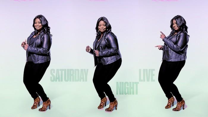 Octavia Spencer Hosted Saturday Night Live