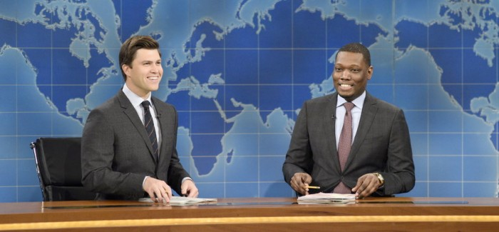 Colin Jost and Michael Che - Saturday Night Live Weekend Update