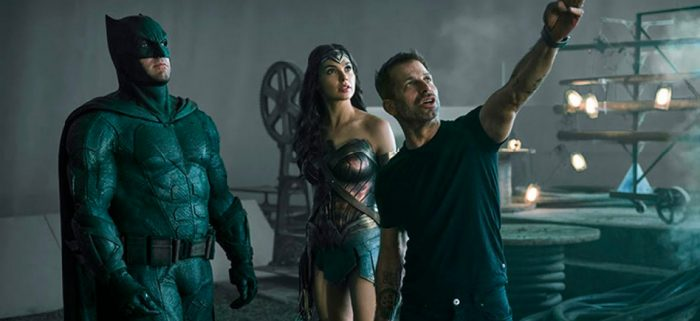 Zack Snyder Discusses His Future with DC Movies, Reveals Scrapped 'Wonder Woman' History Photo