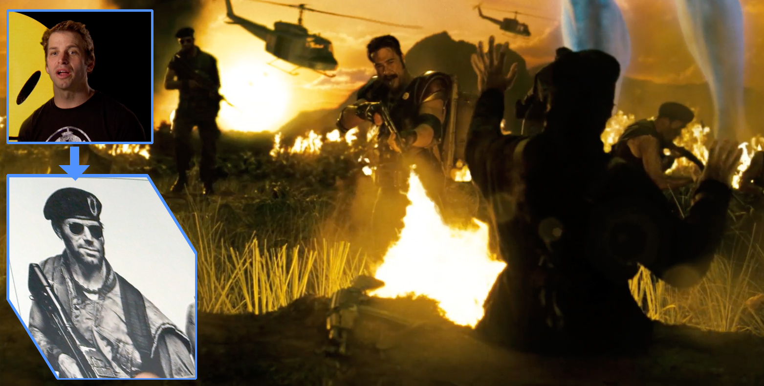 Zack Snyder Watchmen