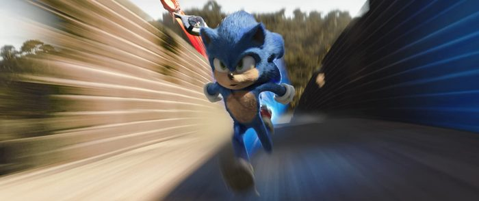sonic the hedgehog first 8 minutes