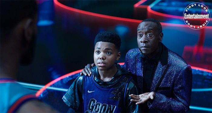 Space Jam: A New Legacy First Look