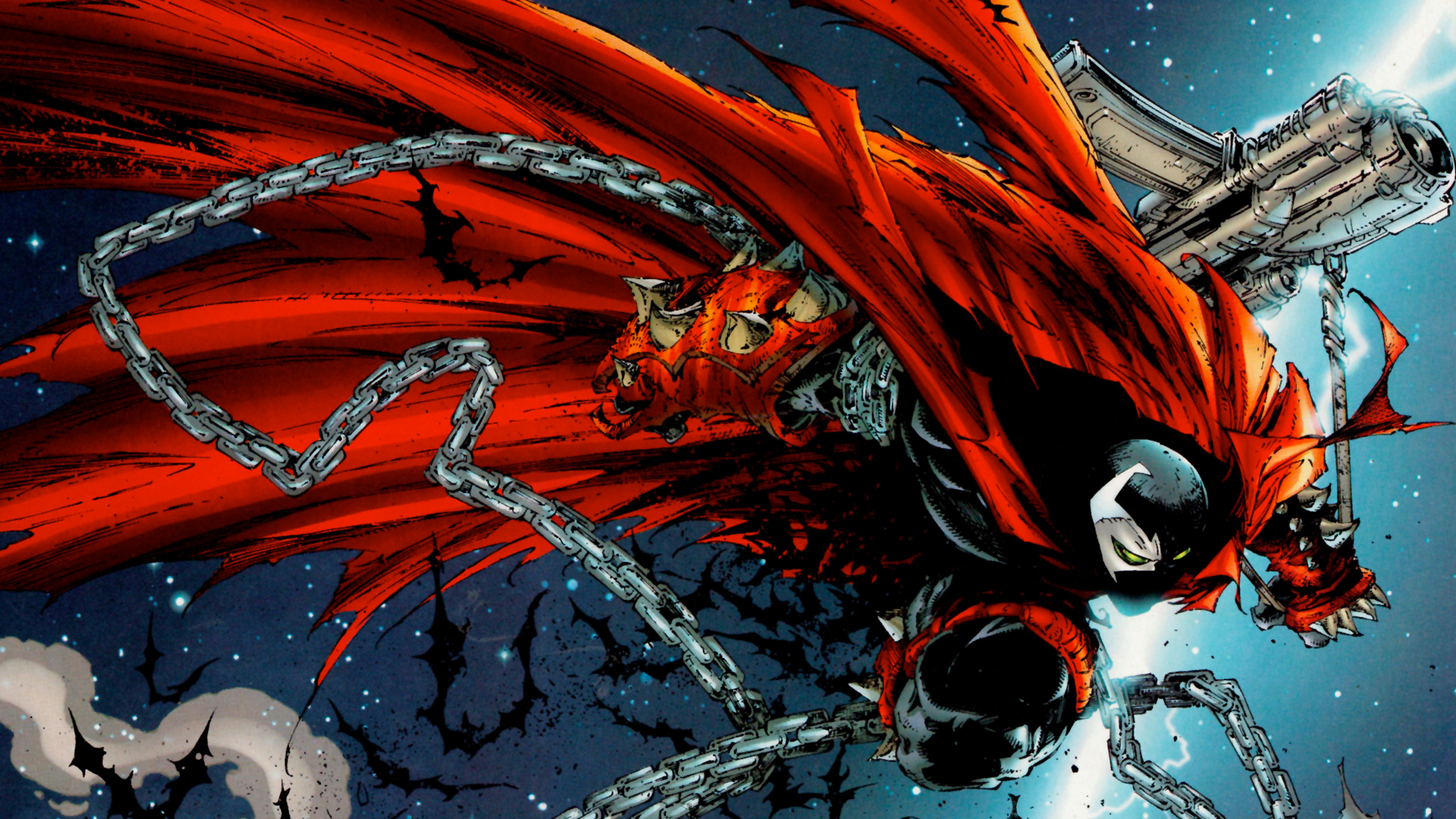 Todd McFarlane Still Working On His Dark R Rated Spawn Reboot