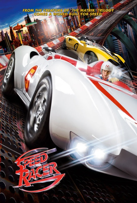 Speed Racer Character Posters