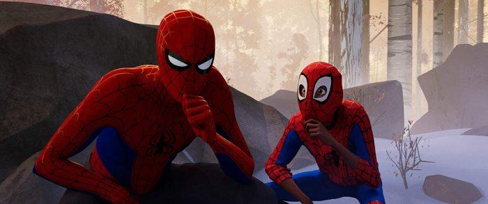 spider-man into the spider-verse script