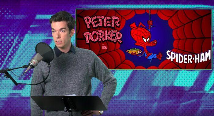 spider-man into the spider-verse featurette