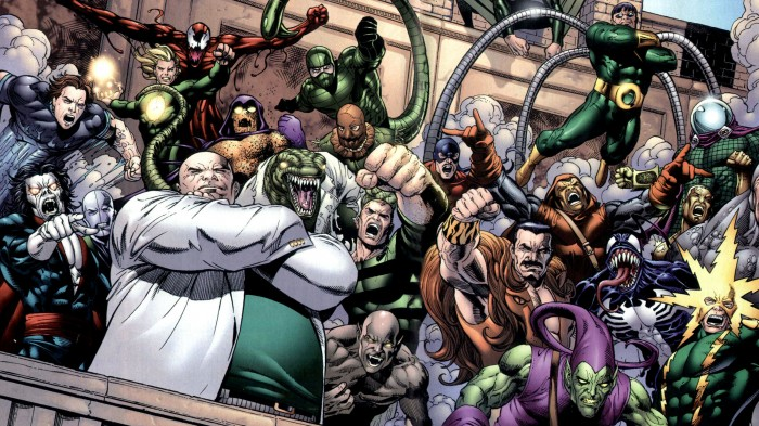 spider-man villains