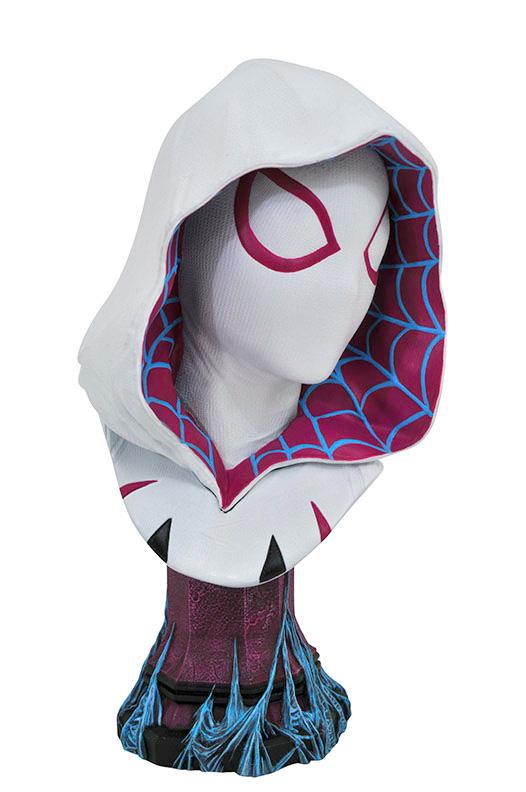 Spider-Gwen Bust
