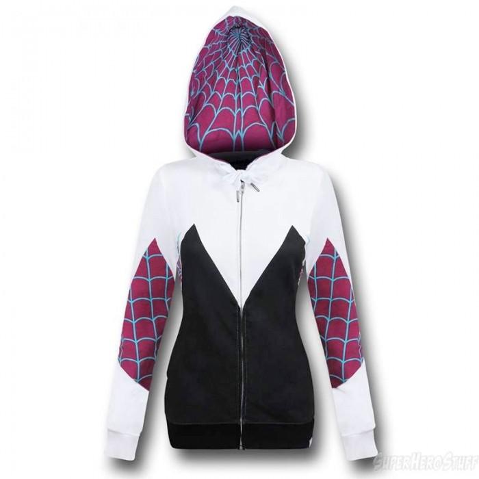 spidergwen-hoodie-costume