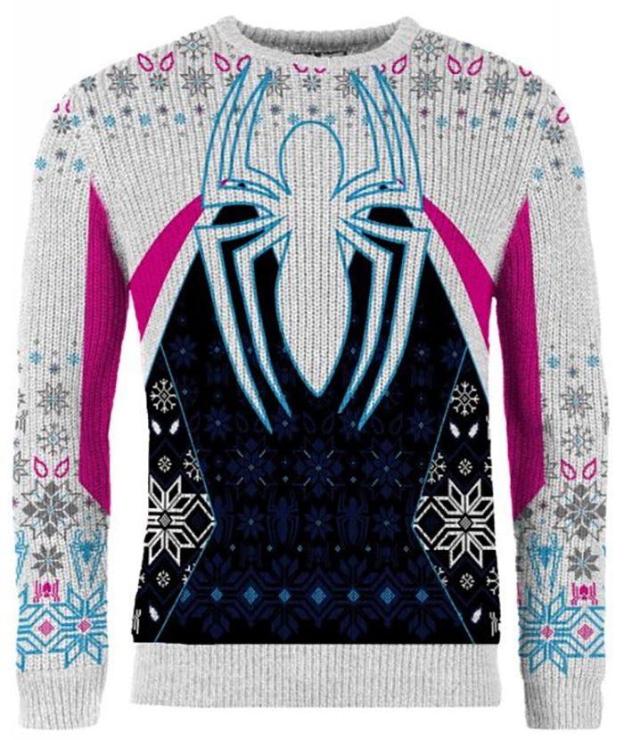 Spider-Gwen Christmas Sweater
