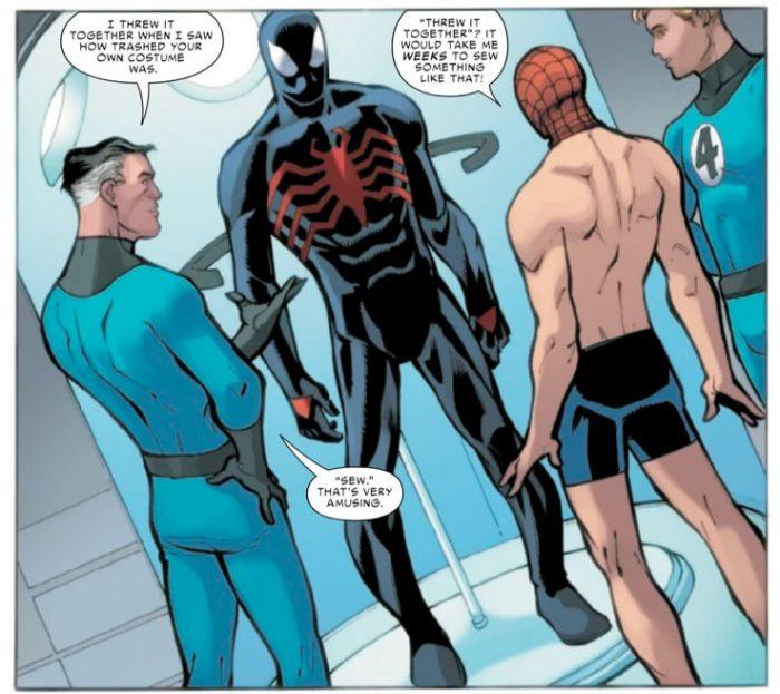 Spider-Man 1982 Suit