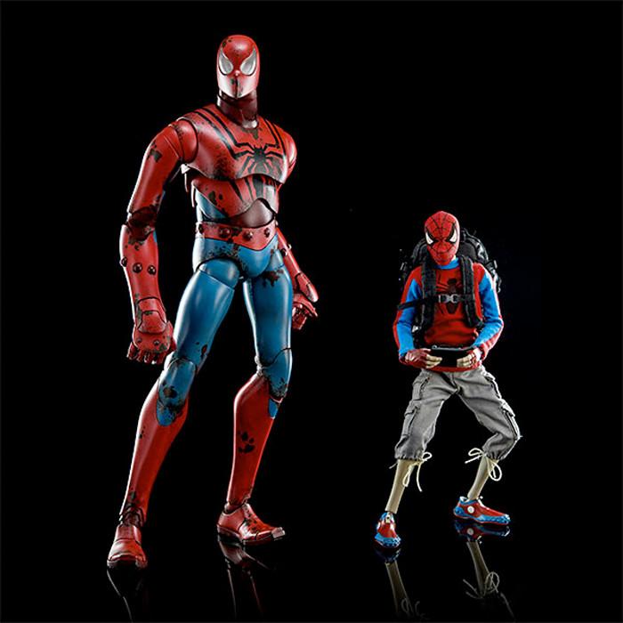 Spider-Man - ThreeA Figure Set