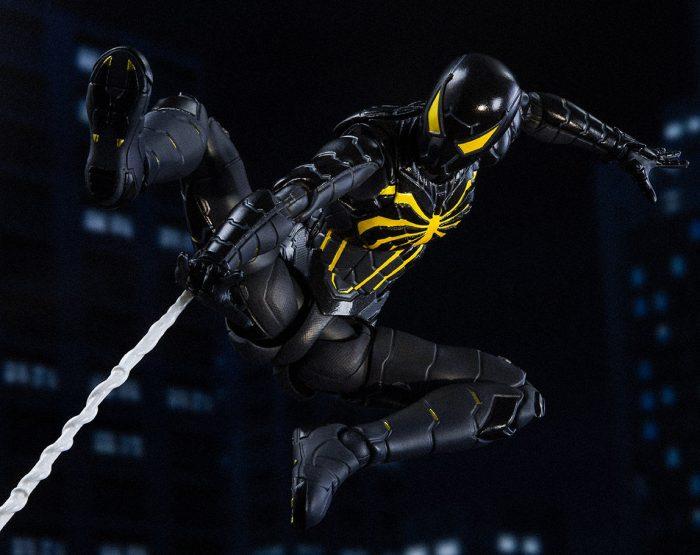 Spider-Mam PS4 - Anti-Ock Suit Figure