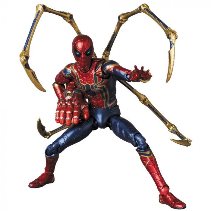 Spider-Man - Avengers: Endgame MAFEX Figure