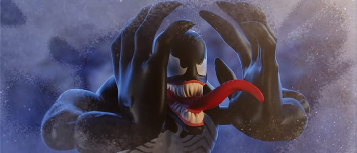Spider-Man Animated Toy Short - Venom