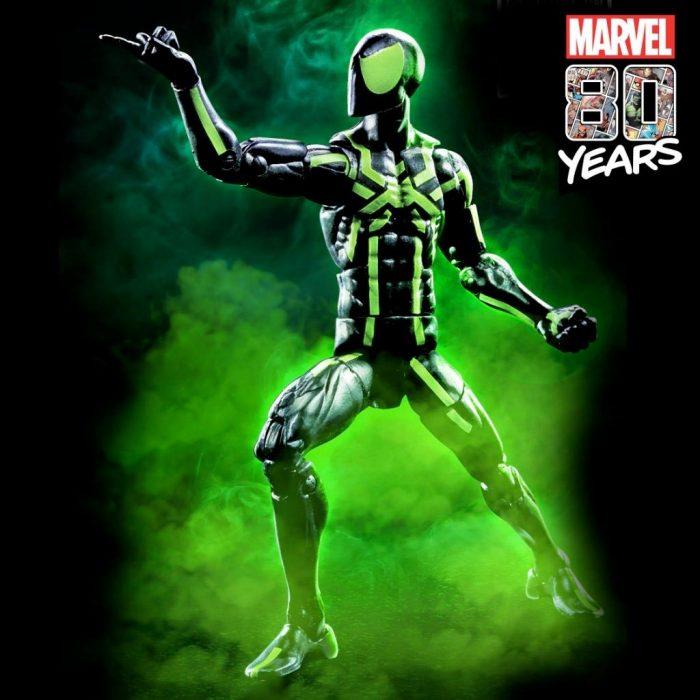 Marvel Legends Big Time Spider-Man