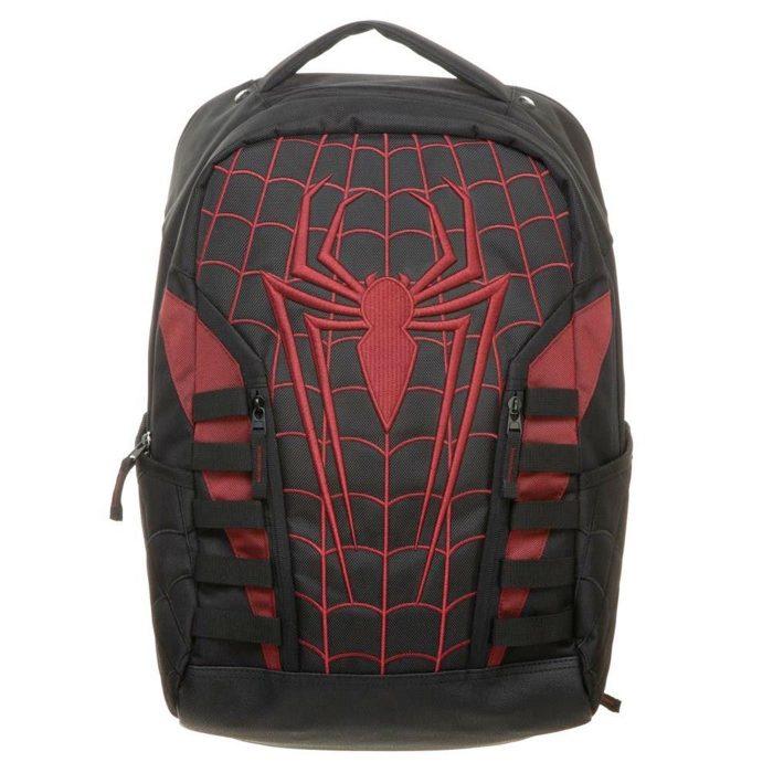 Spider-Man Built-Up Backpack