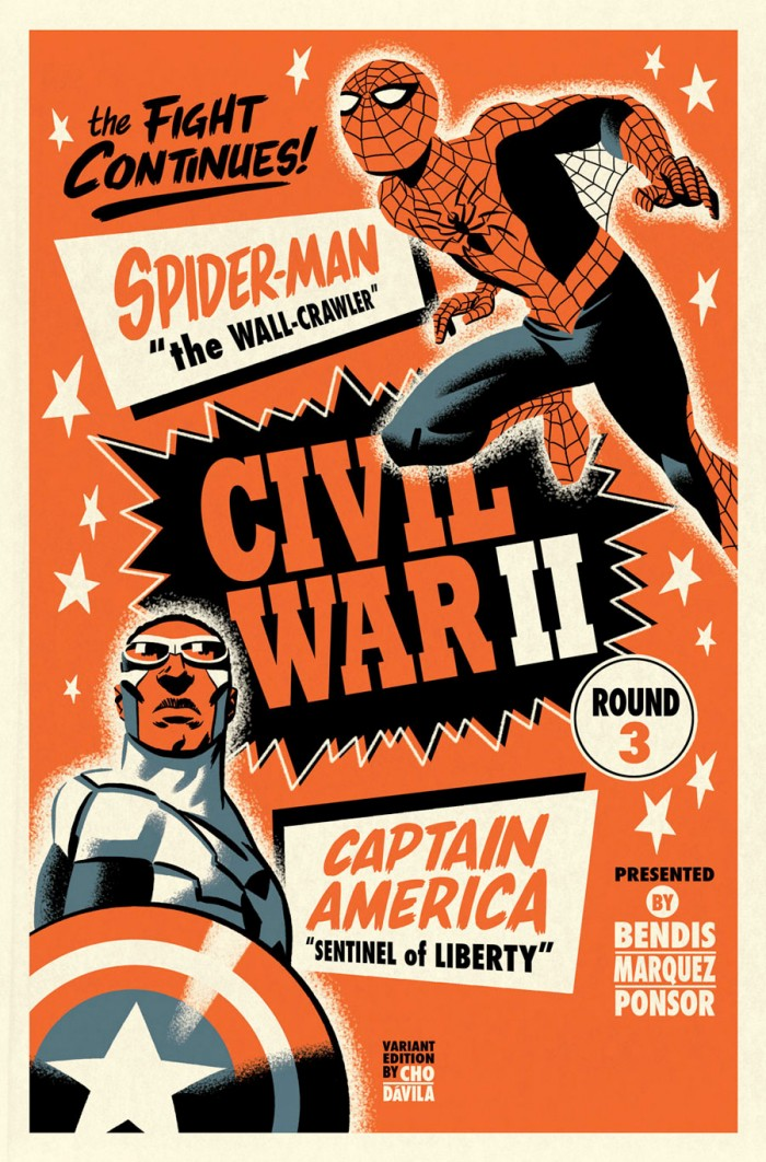 spiderman-captainamerica-fightposter-civilwar2