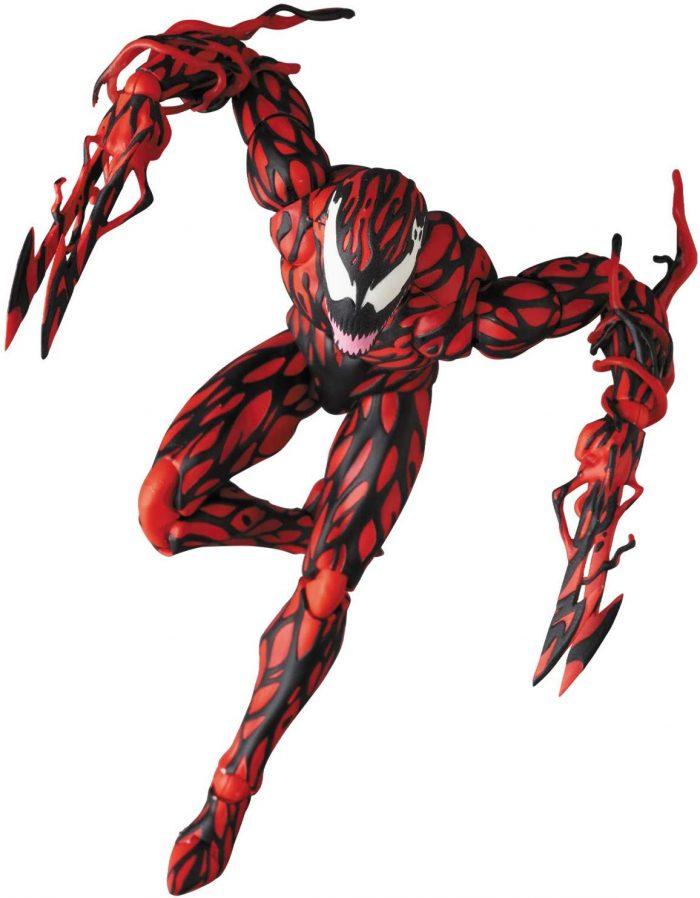 Spider-Man - Carnage MAFEX Figure