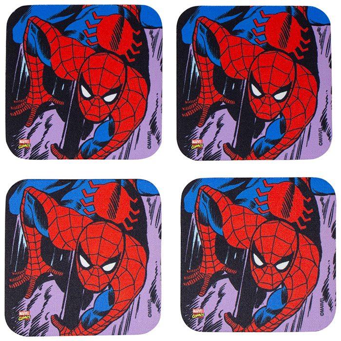 Spider-Man Coasters