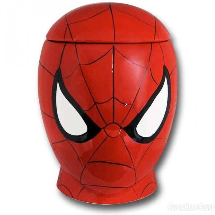 spiderman-cookiejar
