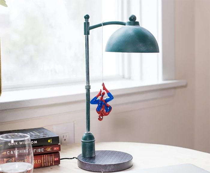 Spider-Man Desk Lamp