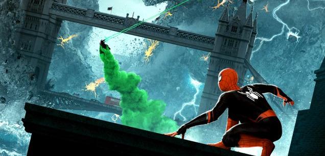 Spider-Man: Far From Home - Matt Ferguson Poster