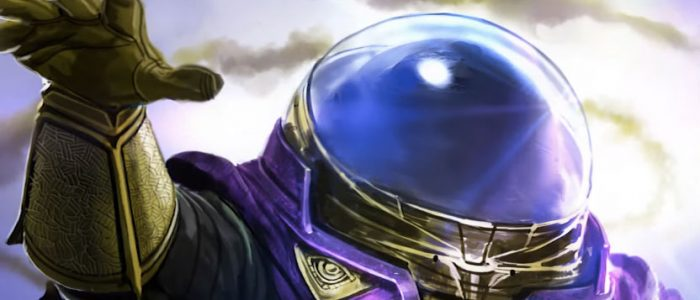 Spider-Man: Far From Home - Mysterio Concept Art