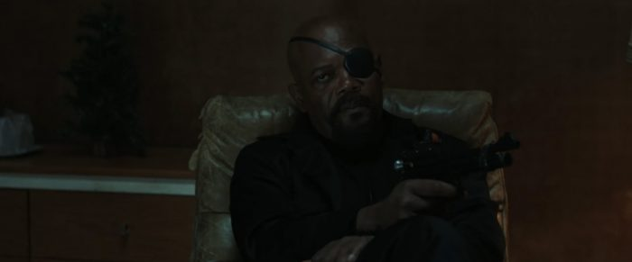 Spider-Man Far From Home - Samuel L. Jackson as Nick Fury