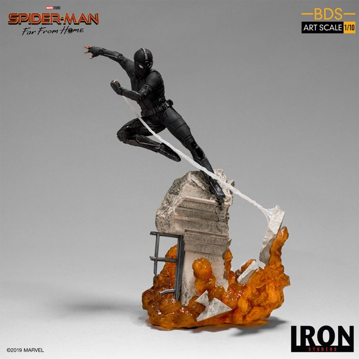 Spider-Man Far From Home - Night Monkey Statue