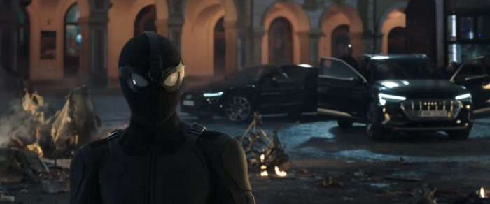 Spider-Man Far From Home - Stealth Spider-Man