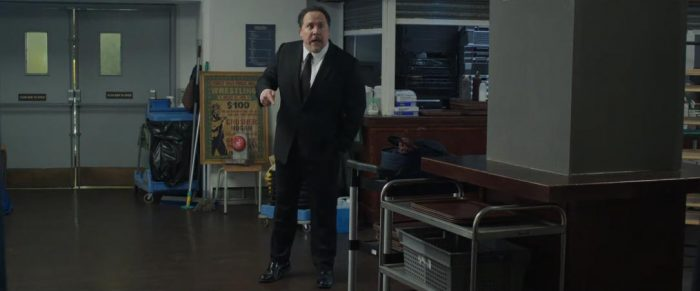 Spider-Man Far From Home - Jon Favreau as Happy Hogan