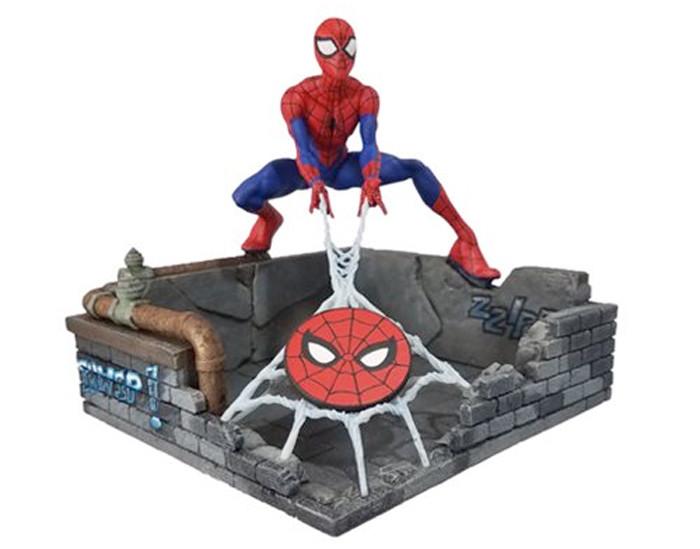 Spider-Man Finders Keyper